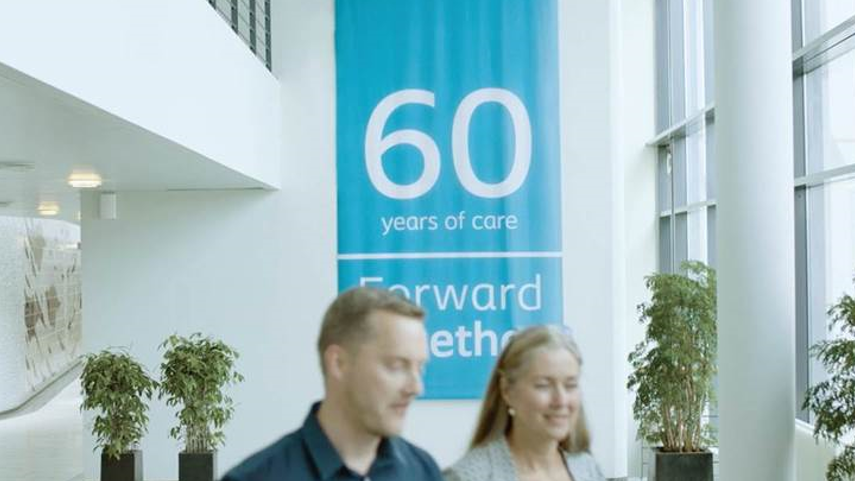60Jahre Versorgung