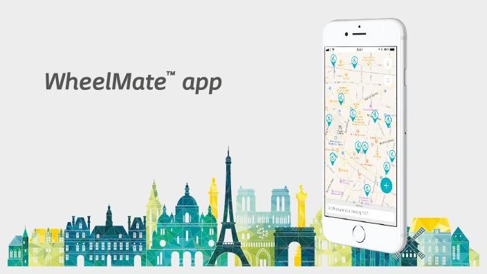 Video über die WheelMate App anschauen