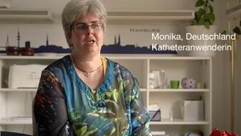 Sehen Sie sich Monikas Video an