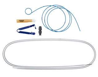Vortek® single loop ureteral stents